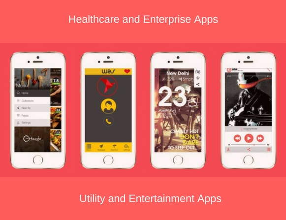 Best iOS and Android Apps Development Agency Los Angeles